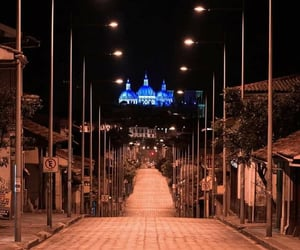 night, cuenca, and my country image