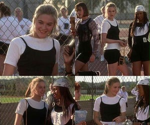 Clueless, fashion, and sport chic image