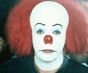 clowns, horror, and it image