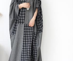 etsy, oversized dress, and women gown image