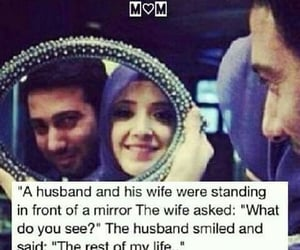 allah, islam, and married image