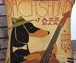 dachshund, doglovergifts, and dog image