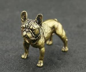bulldog, dog, and frenchbulldog image