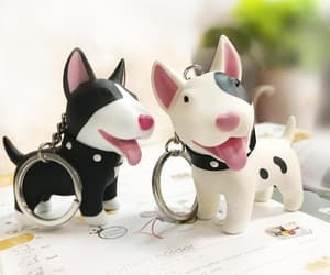 dog, doggifts, and bullterrier image