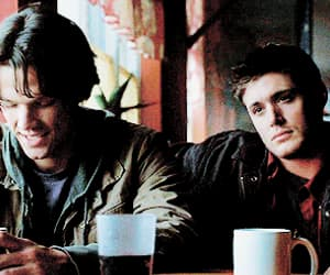 brothers, gif, and sam winchester image