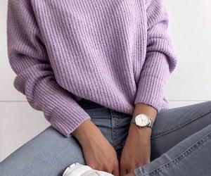 fashion, lila, and purple image