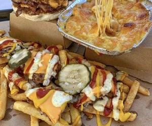 food, yummy, and bouffe image