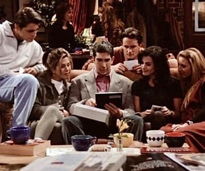tv show, f.r.i.e.n.d.s, and chandler bing image