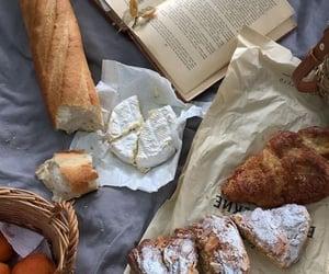 food, foodie, and france image