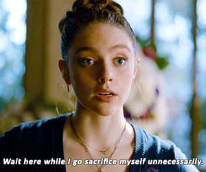 gif, danielle rose russell, and legacies image