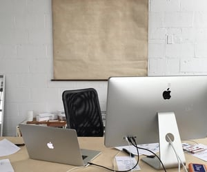 office and work image