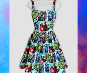 alt girl, captain america, and etsy image