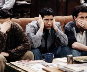 actor, David Schwimmer, and joey tribbiani image