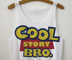cool story bro, cool, and toy story image