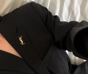 fashion, aesthetic, and YSL image