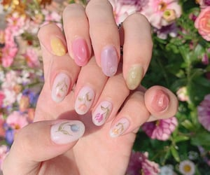 nails, cute, and photography image