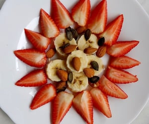 aesthetic, almond, and health image