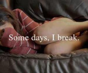 days, quote, and sad image