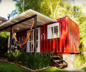 container, decor, and casinha image