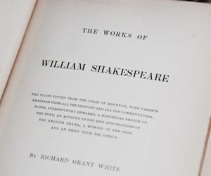shakespeare and book image