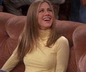 Jennifer Aniston and rachel green image