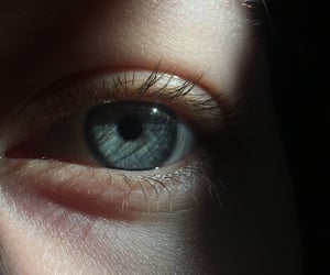 blueeyes, cold, and dark image