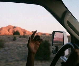 car, travel, and summer image