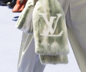 fashion, aesthetic, and Louis Vuitton image