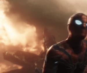 gif, Marvel, and spider-man image