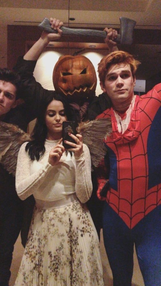 riverdale, archie andrews, and camila mendes image