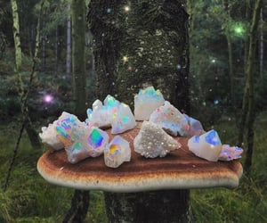 cleanse, crystals, and moonlight image