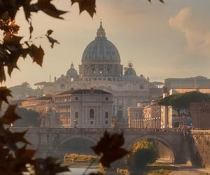 italy, rome, and places image