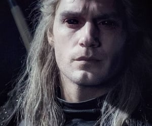 Henry Cavill, series, and the witcher image