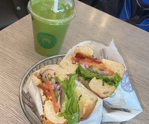 bagels, cravings, and cafe image