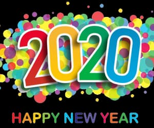 new year 2020 image