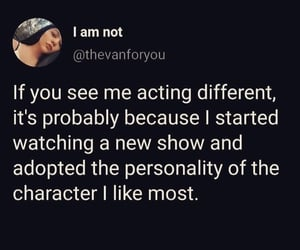 characters, mood, and personality image