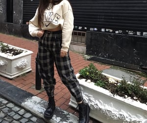 casual, chain, and clothes image