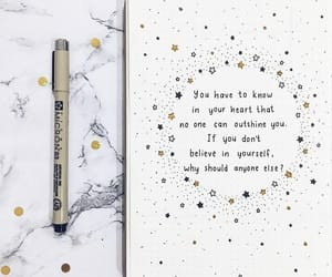 quote and bullet journal image