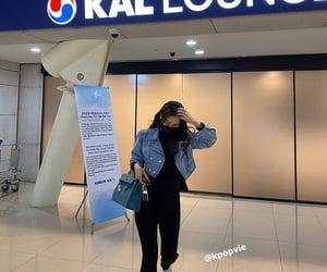 air, airport, and asiatique image
