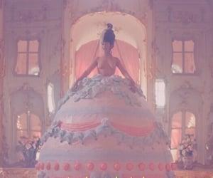 strawberry shortcake, theme, and blush pink image