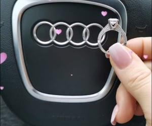 audi, love, and car image