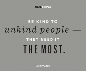 quote, kind, and people image