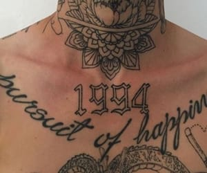 tattoo and 1994 image