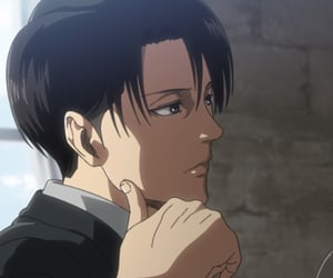 attack on titan, anime, and snk image