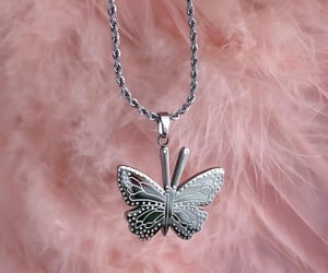 accessories, aesthetic, and butterfly image