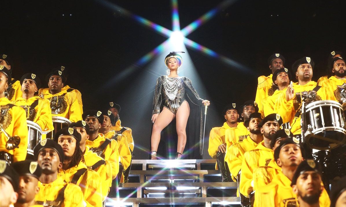 beyonce knowles, beyonce knowles carter, and coachella 2018 image