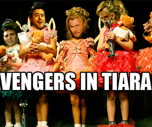 Avengers and funny image