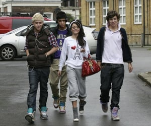 cher lloyd, one direction, and niall horan image