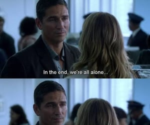 alone, season one, and person of interest image