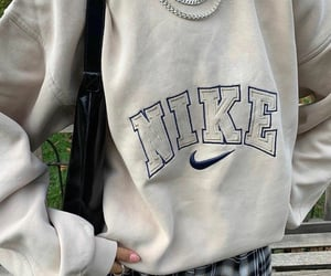 aesthetic, nike, and clothes image